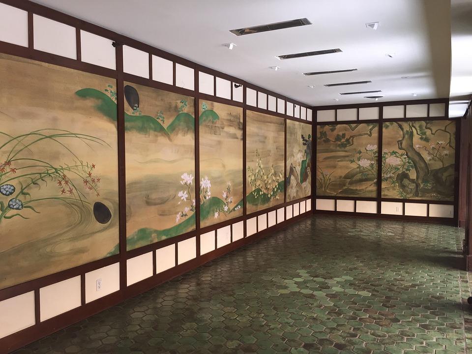 Asian Wall Mural Yamashiro Free photo on Pixabay