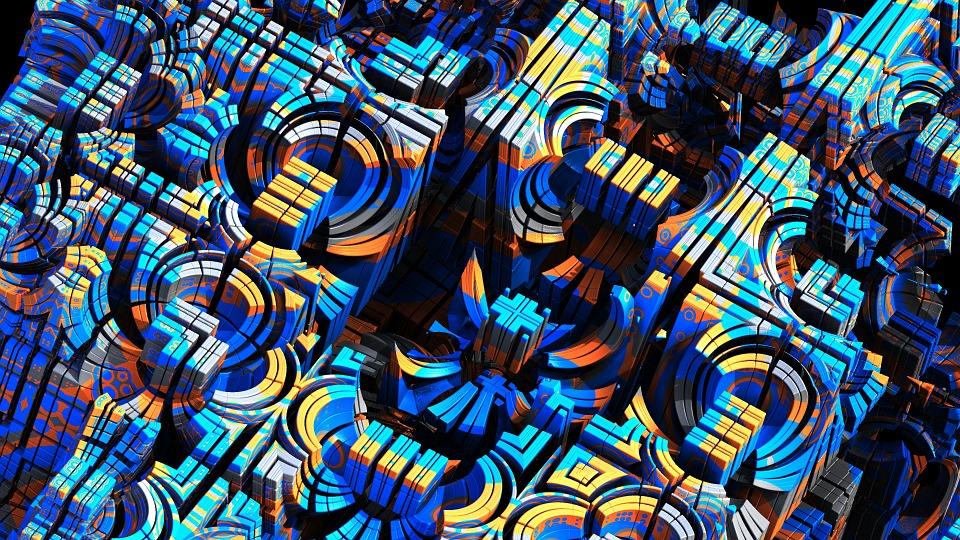 Free illustration render shape art form symbol free image render shape art form symbol 3d three dimensional sciox Images