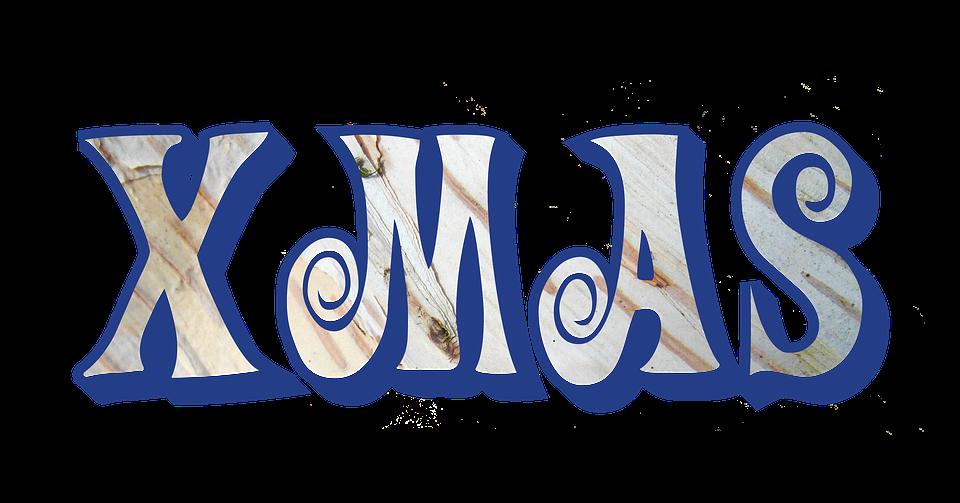 Weihnachten Xmas Buchstaben · Kostenloses Bild auf Pixabay