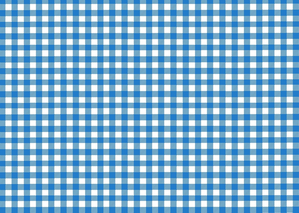 Superior Tablecloth Background Bavarian Blue White