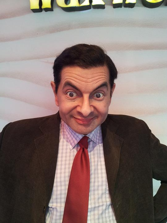 Free Photo Mr Bean Wax Statue Free Image On Pixabay