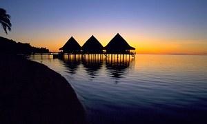 Photo gratuite tahiti par o plage tissu image for Chambre 13 tahiti plage