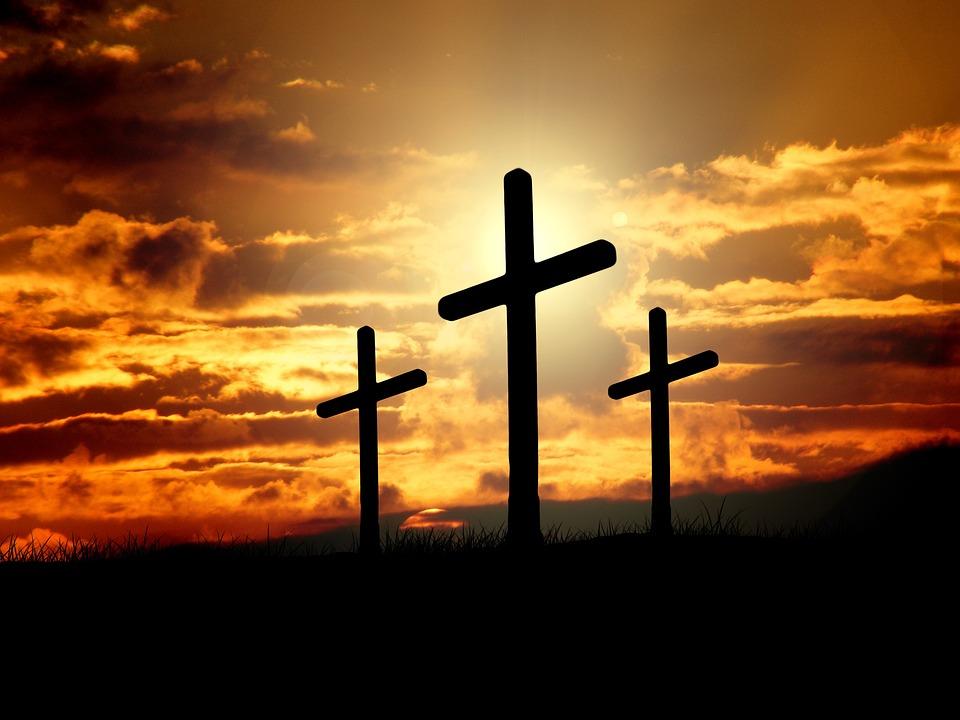 Cross sunset sunrise free image on pixabay voltagebd Image collections