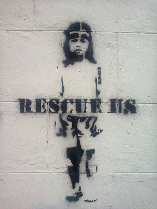 Graffiti, Wall, Texture, Social Issues, Help, Grungy