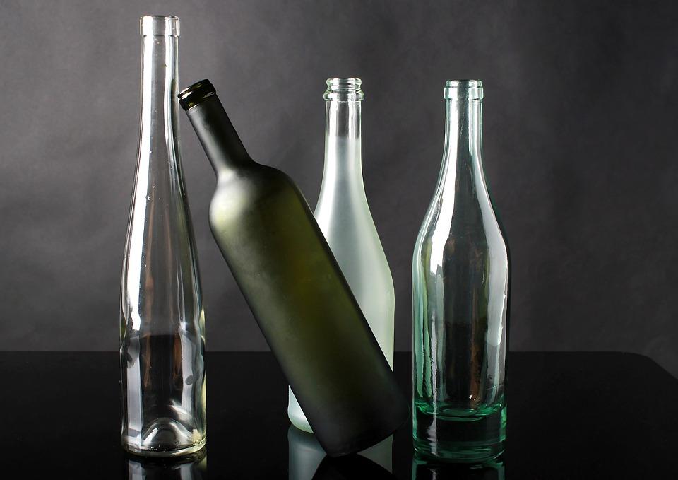 Resultado de imagen para botella de vidrio pixabay
