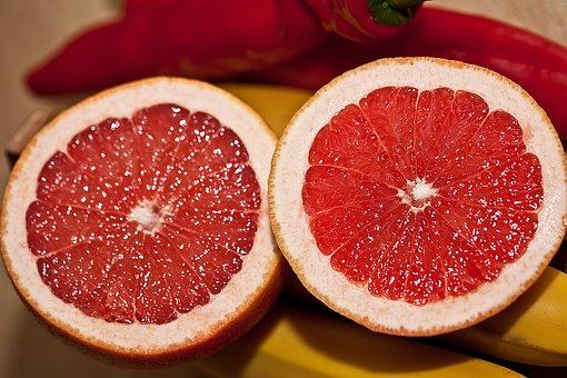 Fruit Grapefruit Paprika Banana Red Grapef