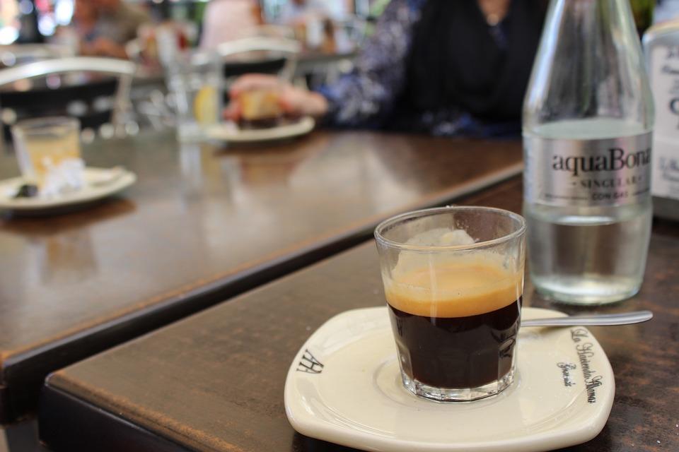 free photo: coffee, bar, table - free image on pixabay - 671981