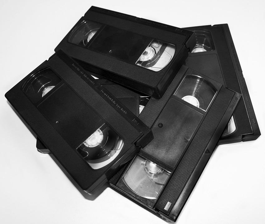 Video, Cinta De Video, Casete, Grabador De Vídeo, Vhs