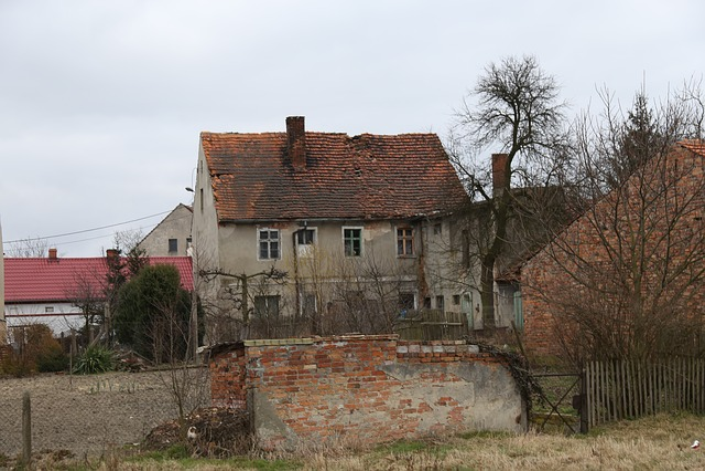 Italian Food Near Me Abandone Building Casa: Free Photo: Old House, Crash, Poland, Abandoned
