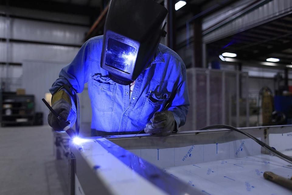 Welder, Welding, Industry, Industrial
