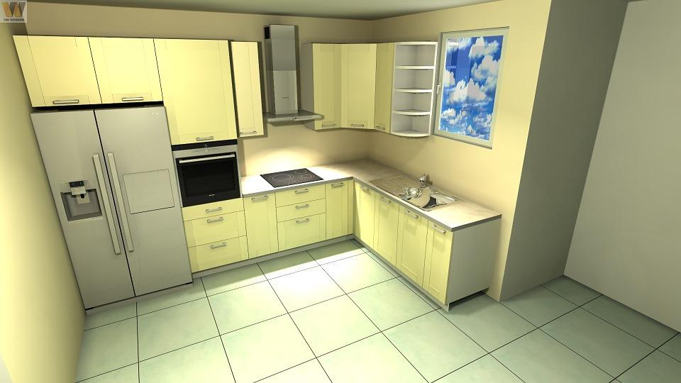 Cocina Diseño Interior · Imagen gratis en Pixabay