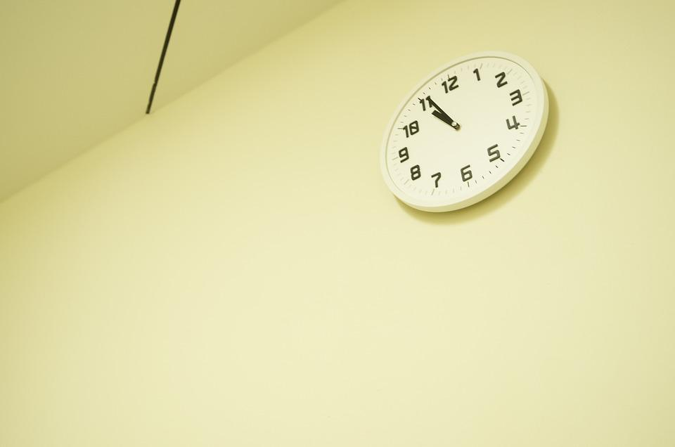 Clock, Time, Promise, Test, Study, Night Shift