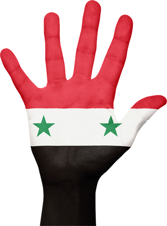 syrian nude