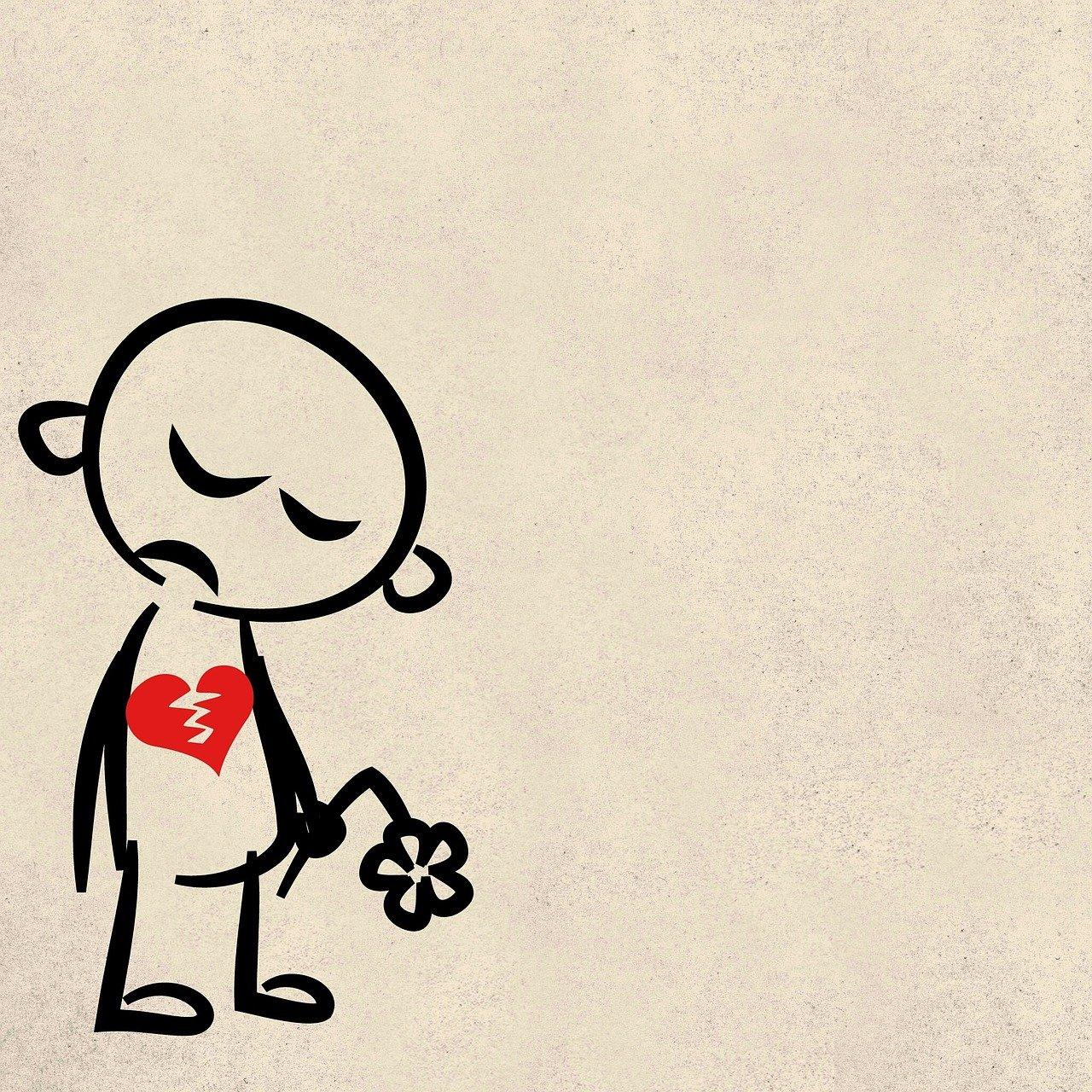 Sad Broken Heart Free Image On Pixabay