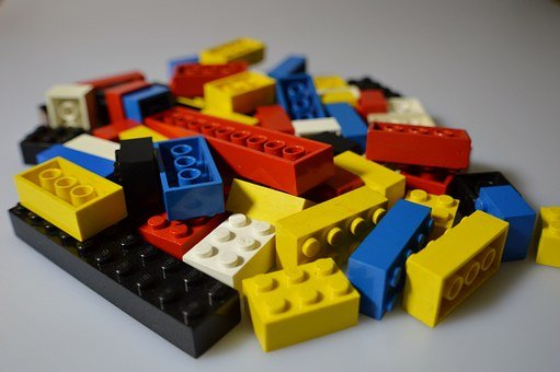 Lego, Children, Toys, Colorful, Play