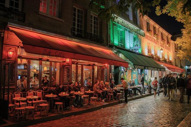 Paris Night France 183 Free Photo On Pixabay