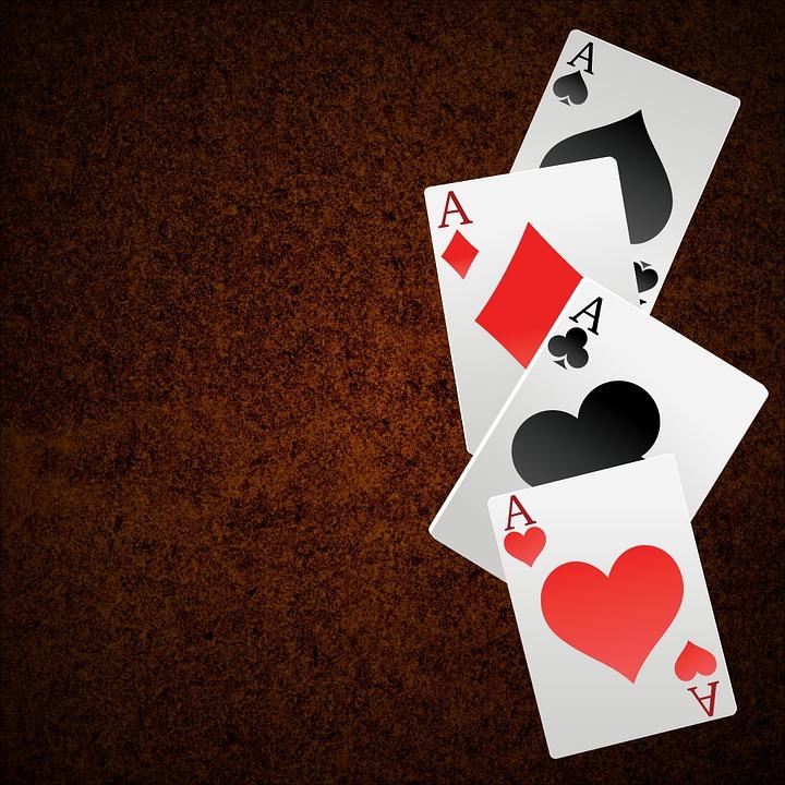 Playing cards gambling social gambling market