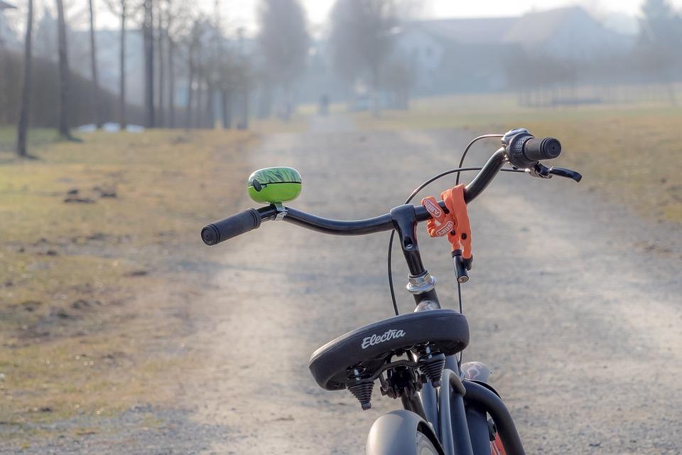 Fahrrad, Weg, Sport, Parkplatz, Fahrradfahren