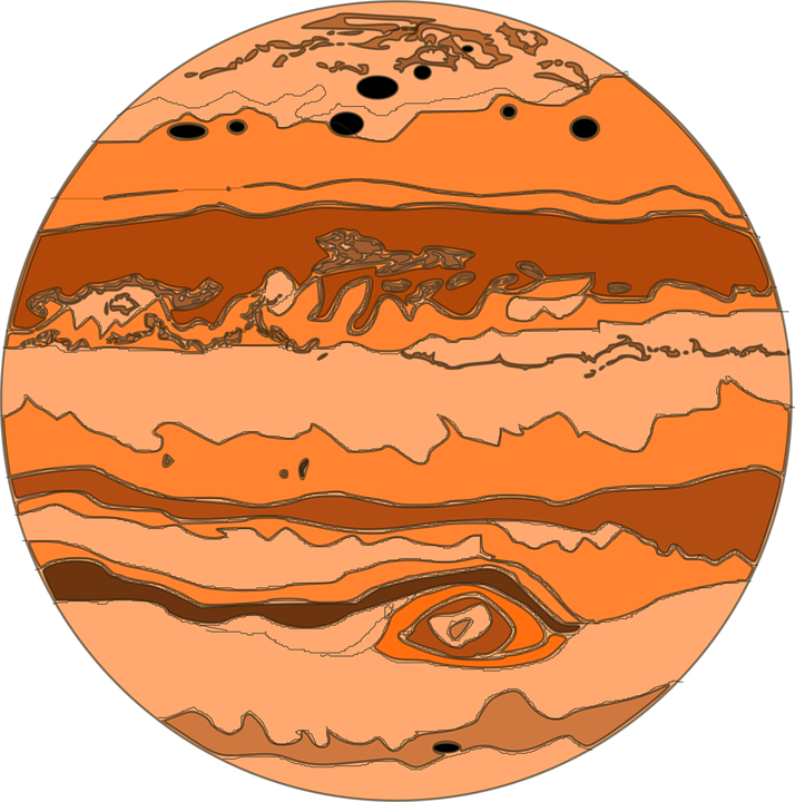 jupiter clip art planet png - photo #14