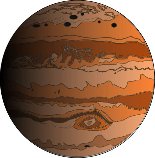 jupiter astronomy space  u00b7 free image on pixabay half moon vector free download full moon vector free download