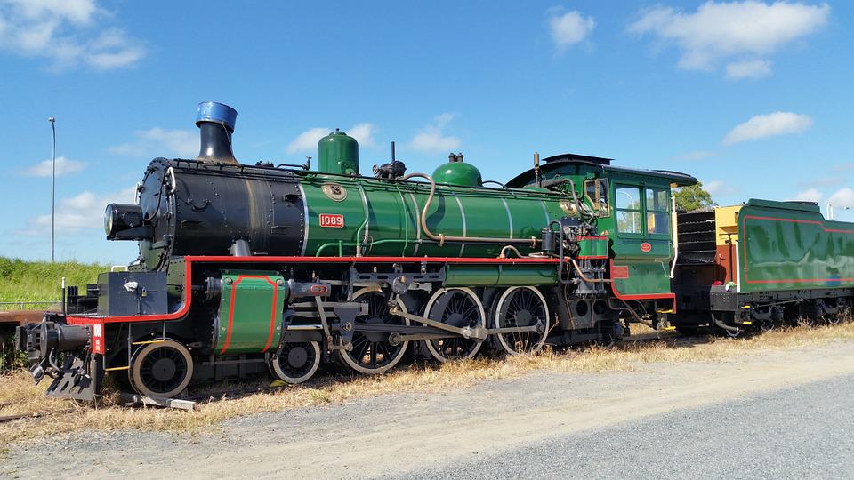 Kingston Flyer - a preserved steam locomotive in New Zealand about ...