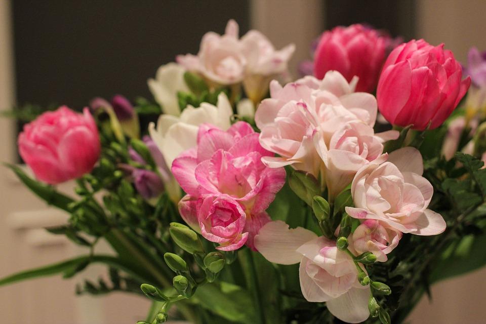Flowers Bouquet Nature · Free photo on Pixabay