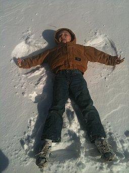 Kid, Snow, Angel