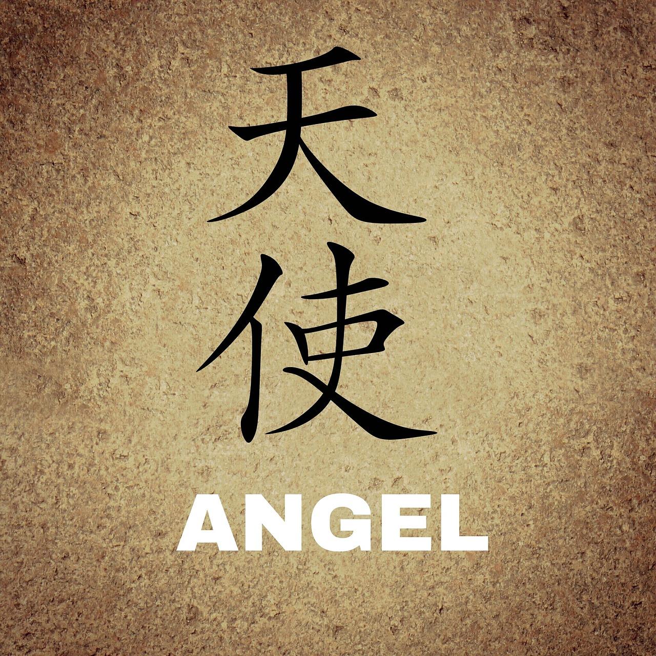 Картинка с надписью на китайском языке