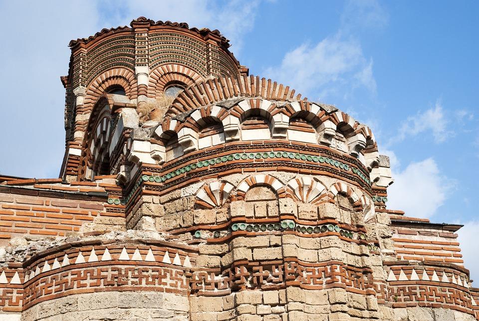 Kirche, Nessebar, Glauben, Antike, Geschichte
