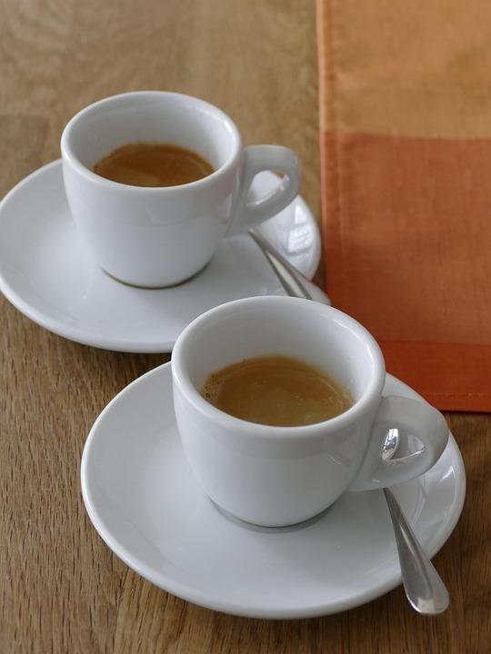 Estremamente Foto gratis: Caffè Espresso, Tazze Di Caffè - Immagine gratis su  EV92