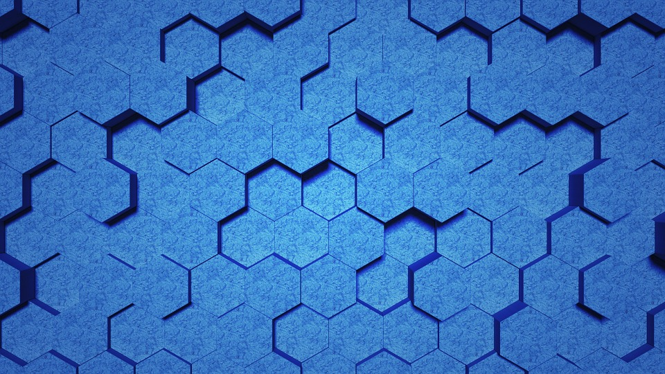 Hex Hexagonal Grid Free Image On Pixabay