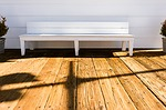 bench, relax, wooden