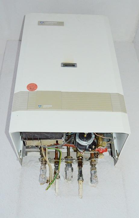 Vandens šildytuvų montavimas