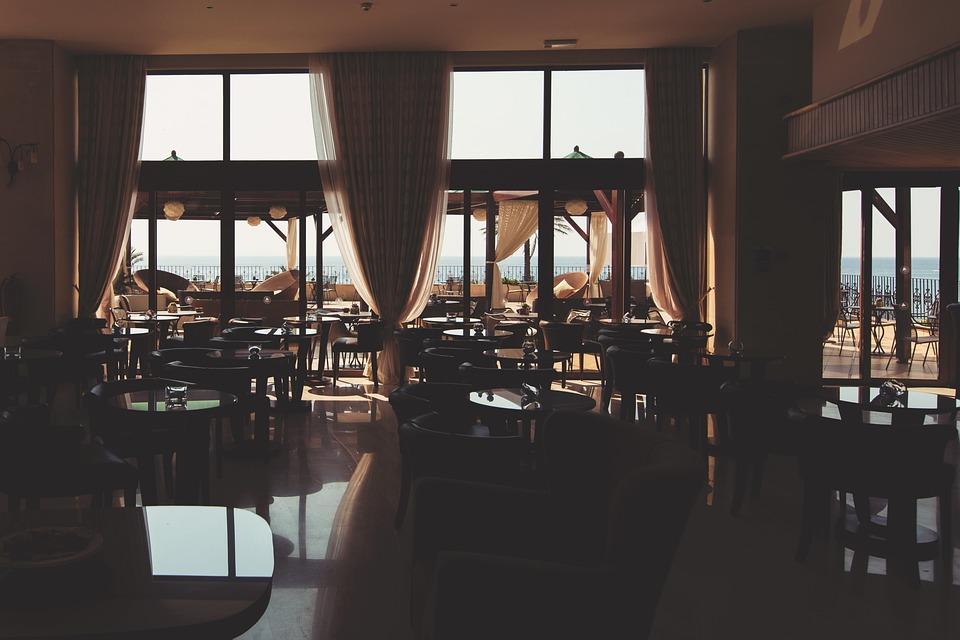 caf restaurant interieur meubilair retro vintage