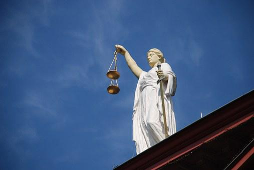 Case-Law, Lady Justice, Justice, Right