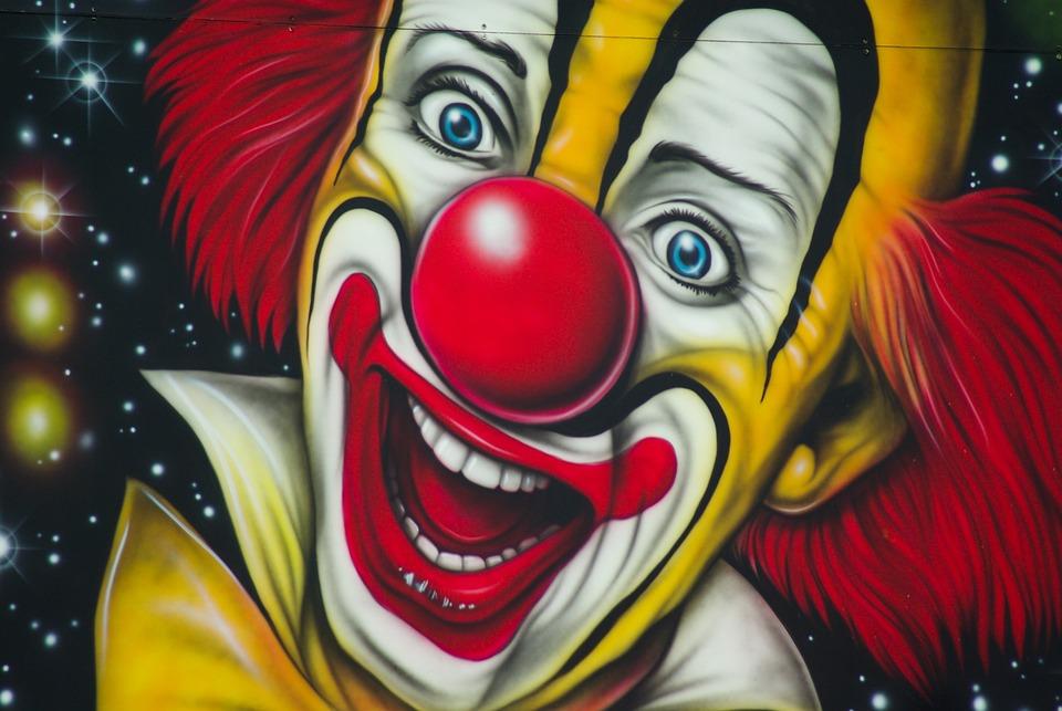 circus clowns - photo #7