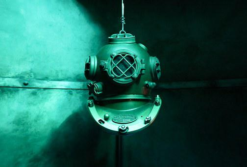 Diving, Old, Underwater