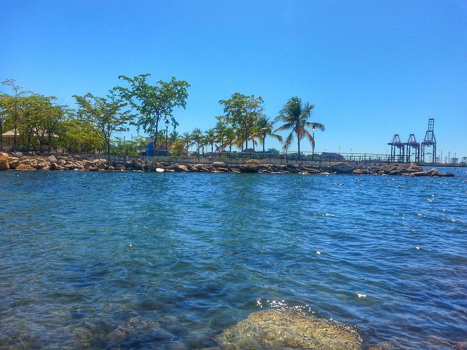 Morze, Zatoka, Portoryko