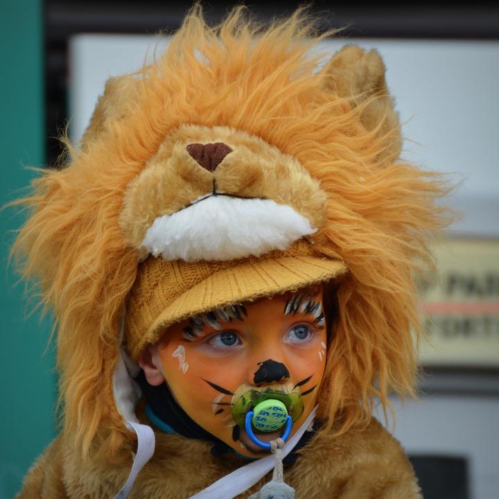 çocuk Karnaval Giysi Makyaj Yüz Pixabayde ücretsiz Fotoğraf