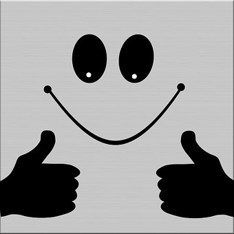 Smilie Like Smile Face Thumbs Up Inno