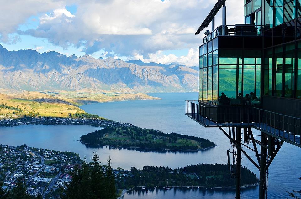 New Zealand, Lake, Mountain, Landscape, Nature, View
