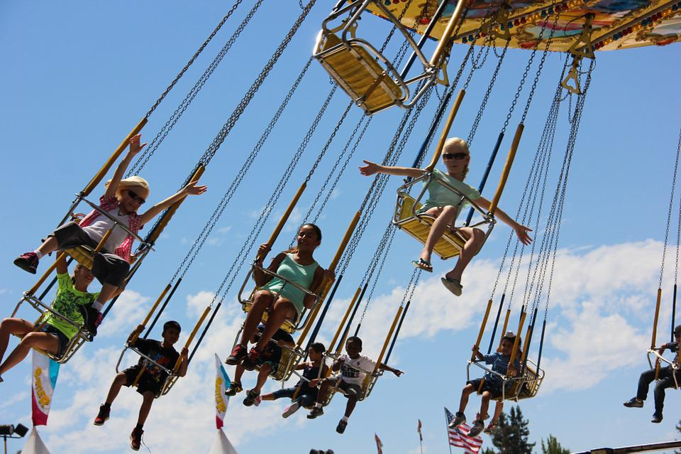 Fair Ferris Wheel Carnival 183 Free Photo On Pixabay