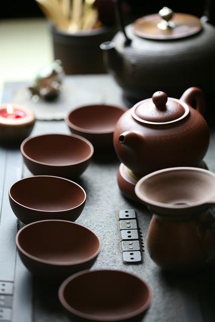 Free Photo Teapot Tea Cup Tea Zen Free Image On