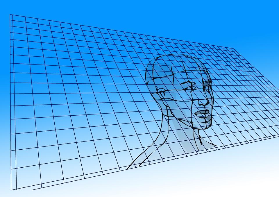 Kopf Gitter Gesicht · Kostenloses Bild auf Pixabay