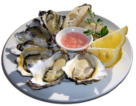 Oysters, Mussels, Delicacy, Eat, Gourmet