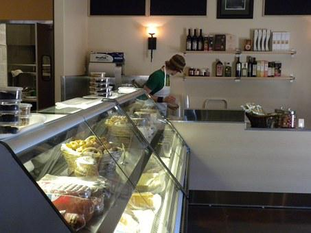 Counter, Deli, Zucca, Shop, Fresh