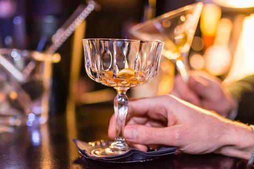 Gelo, Cocktail, Vidro, Bebida, Álcool