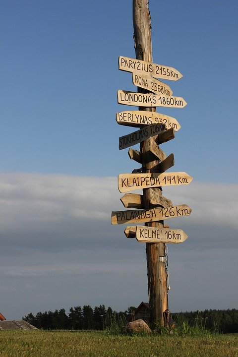 signpost wooden direction free photo on pixabay