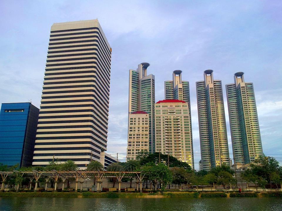 กรุงเทพฯ, ประเทศไทย, อาคาร, เอเชีย, สถาปัตยกรรม, เมือง