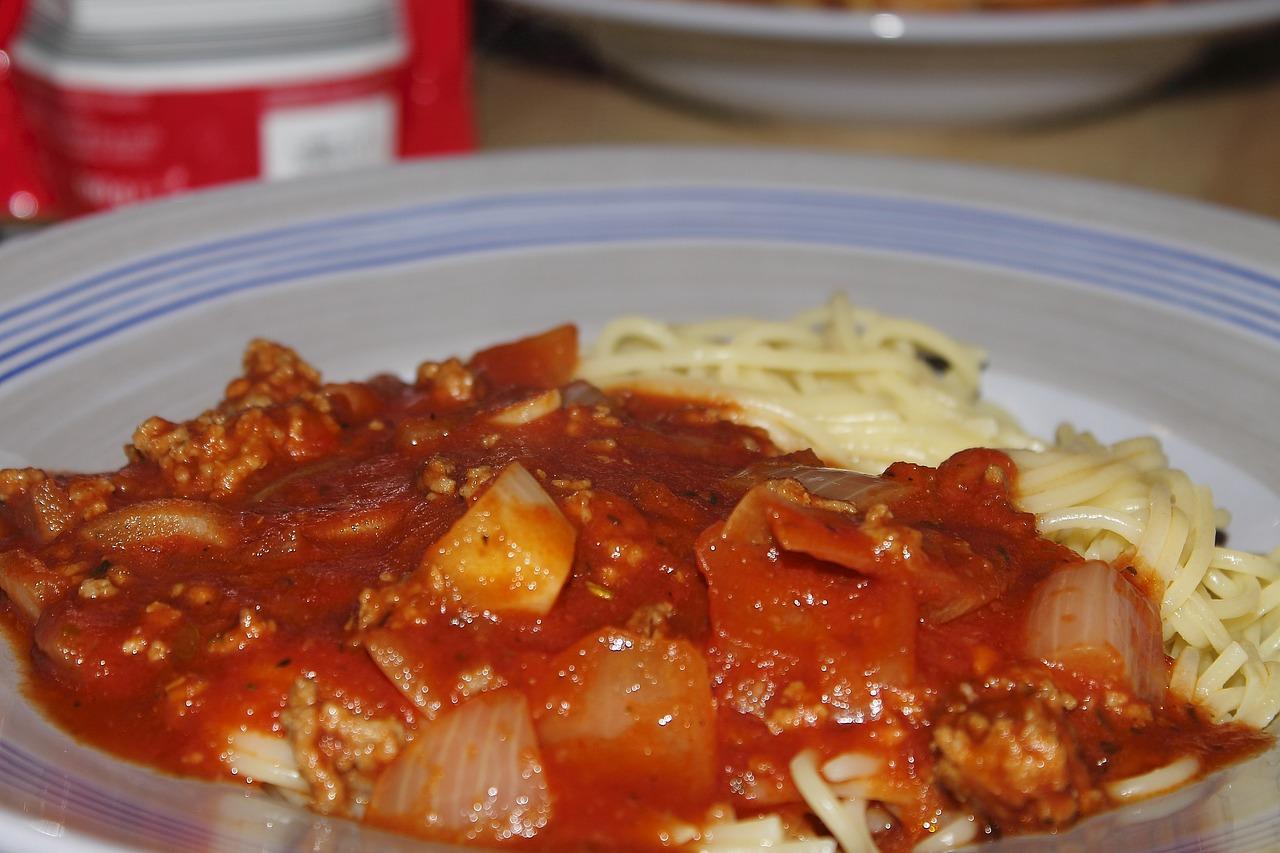 Мясной соус для пасты рецепт